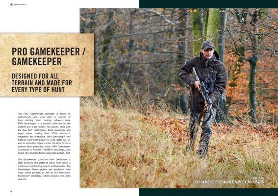 PRO GAMEKEEPER / GAMEKEEPER