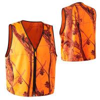 Deerhunter Protector Pull-over Weste Orange GH Camo