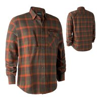 Deerhunter Ethan Hemd Orange Check