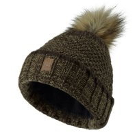 Deerhunter Lady Damen Mütze gestrickt